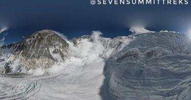 seven summit treks lhotse