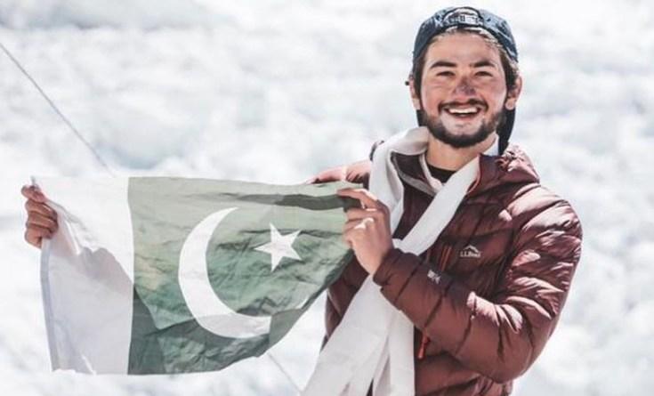 shehroze kashif pakistan everest