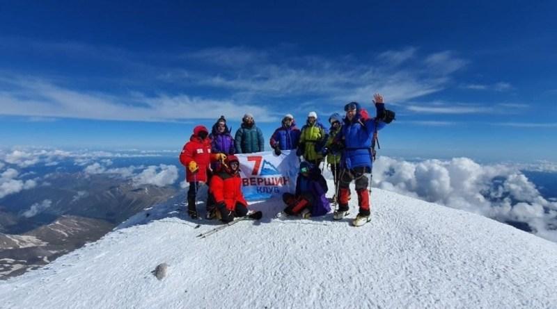 7 summits club elbrus