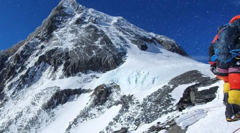Anja Blacha Everest