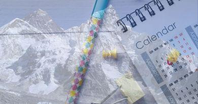 Climbing Calendar Mountaineering Best Months
