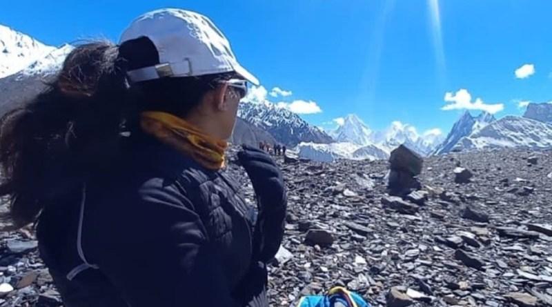Samina Baig K2