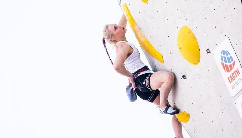 janja garnbret sport climbing olympics