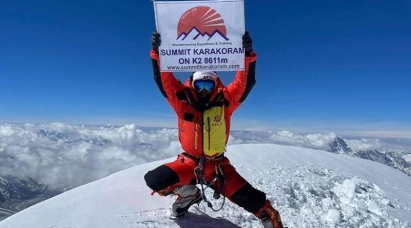 K2 Summit Karakoram