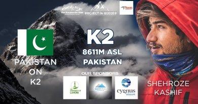 k2 Shehroze Kashif