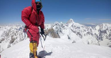 Serge Hardy Gasherbrum