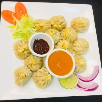 Chicken MoMo: (Dumpling)