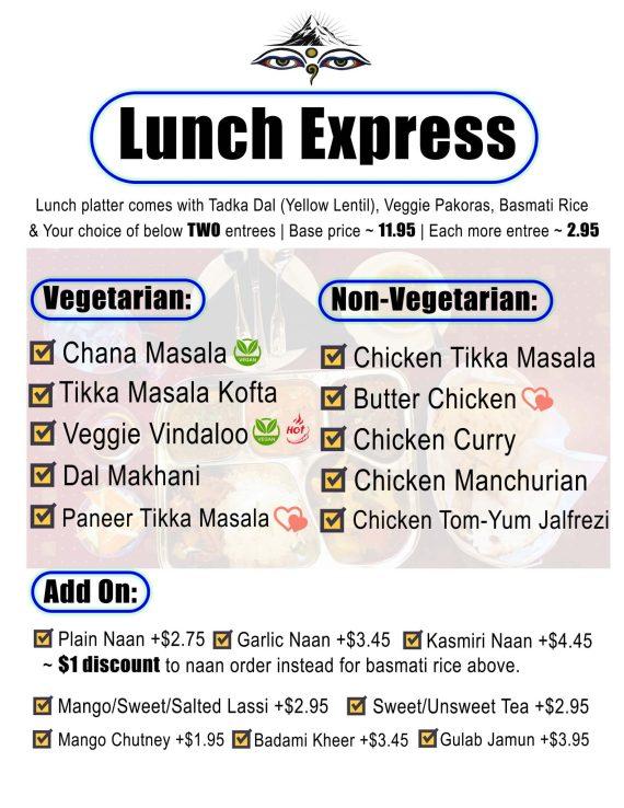 Everest Lunch Express