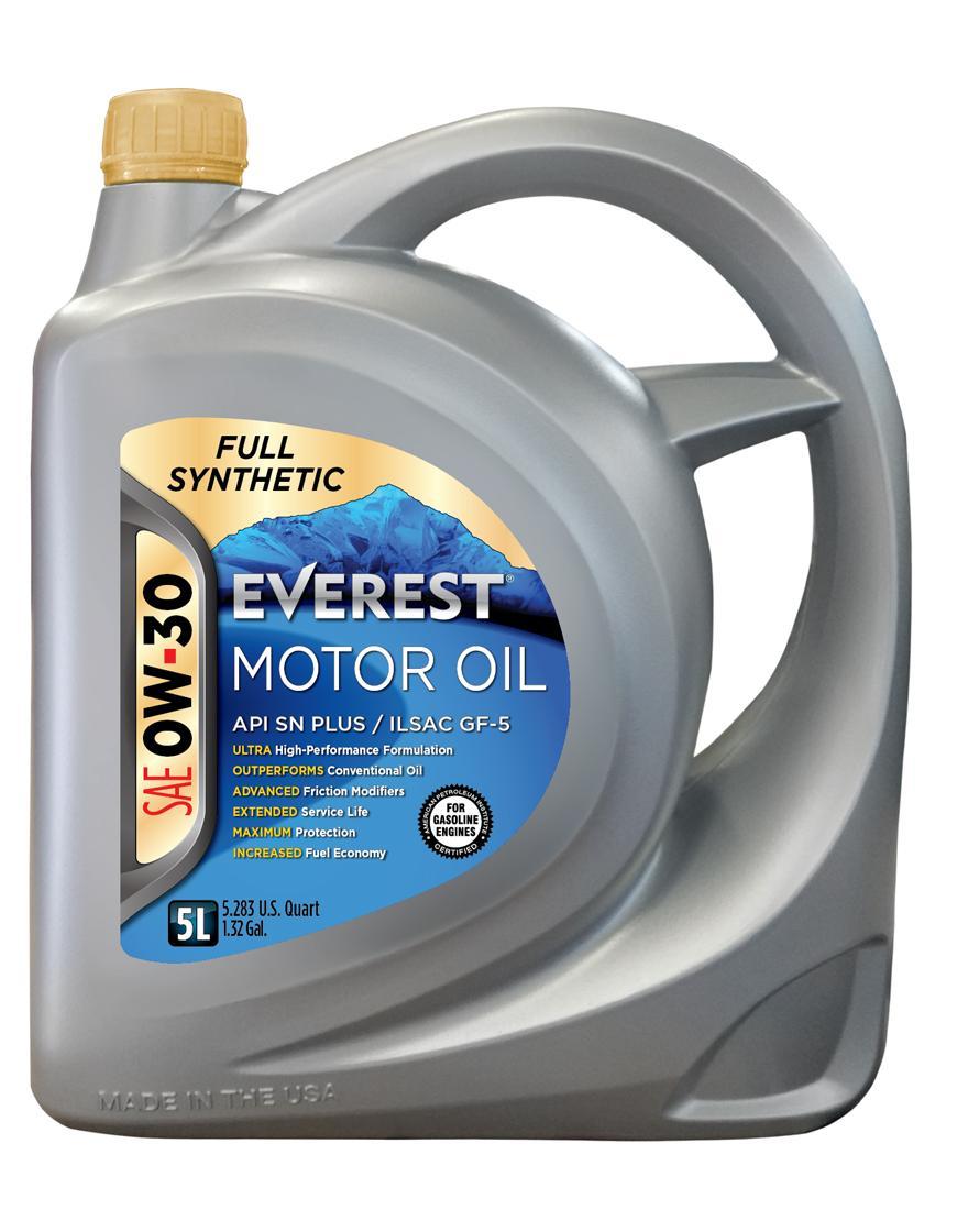 FULL SYNTHETIC MOTOR OIL 0W-30