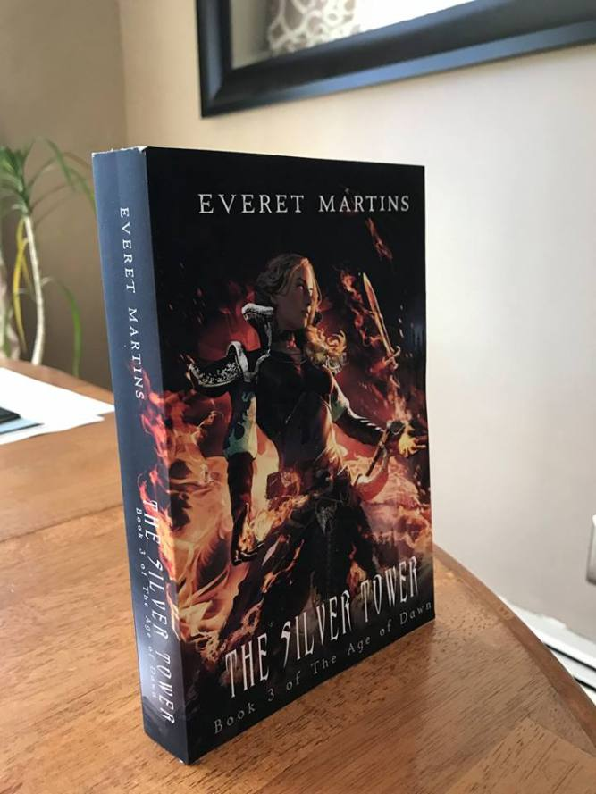 The Silver Tower paperback