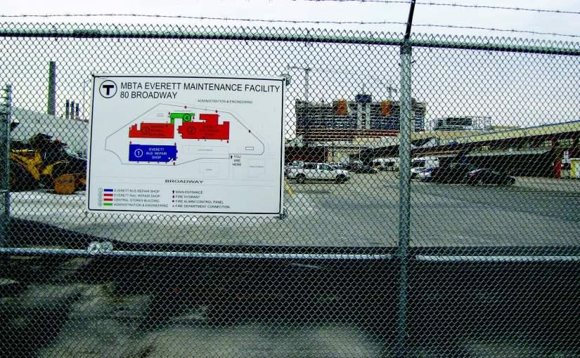 MBTA Maintenance Facility Sold?