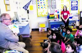 BERNIE D'ONOFRIO — Everett School Committee Member