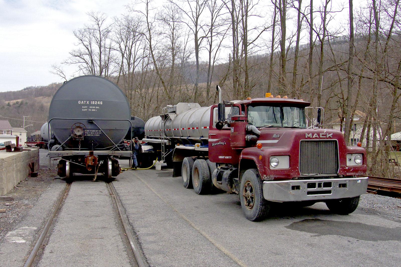 Claysburg Transload Facility