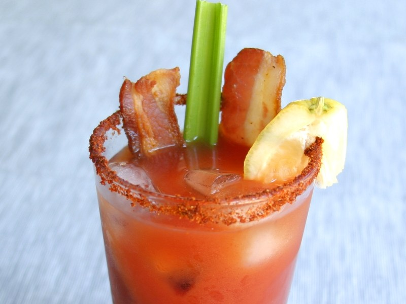 Everetts Fusions Bloody Mary