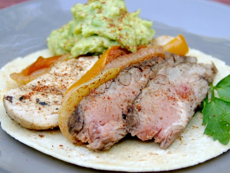 Everetts Fusions Fajitas