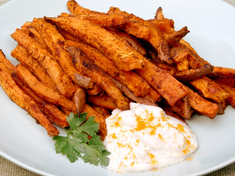 Everetts Fusions Sweet Potato Fries