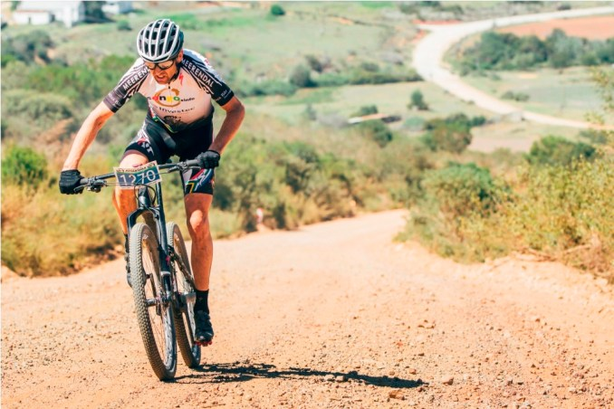 Putting in the long and lonely December training miles will stand you in good stead come the Momentum Health Attakwas Extreme, presented by Biogen, on 20 January 2018. Photo by Ewald Sadie.