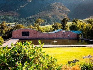The songo.info tenth anniversary celebrations will take place on Tuesday the 6th of March at the spectacular Dornier Wine Estate. Photo by Dornier Wines.