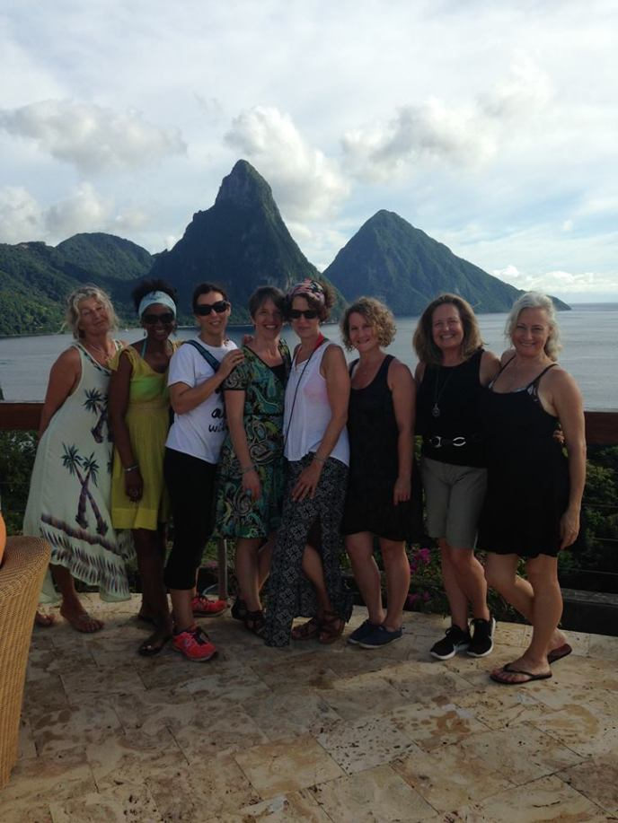 Saint Lucia Group Pic
