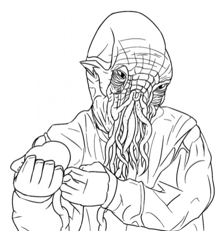 Doctor Who Coloring Pages for Toddlers MHTS9