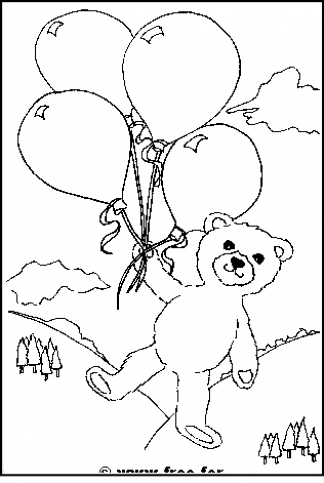 Blank Pages Coloring Pages