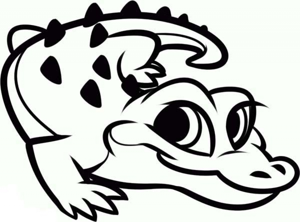 Get This Alligator Coloring Pages Free to Print j6hdb