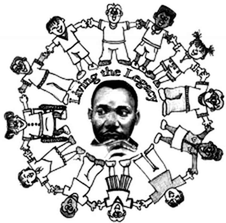 Children's Printable Martin Luther King Jr Coloring Pages   5te3k