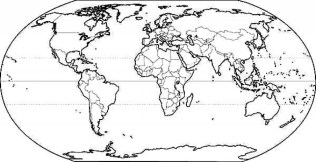 Children's Printable World Map Coloring Pages 5te3k