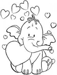 Free Coloring Pages For Toddlers 47124