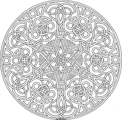 Free Mandala Coloring Pages For Adults to Print 76049