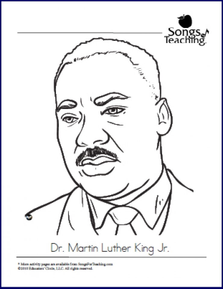- Get This Free Martin Luther King Jr Coloring Pages For Toddlers P97hr !