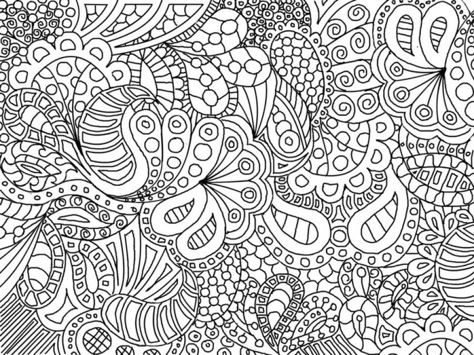 Grown Up Coloring Pages Free Printable   11070