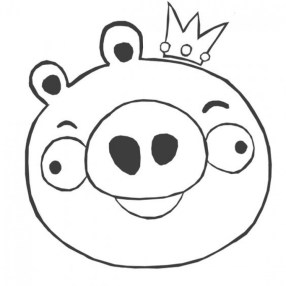 Kids' Printable Angry Bird Coloring Pages Free Online cIxtO
