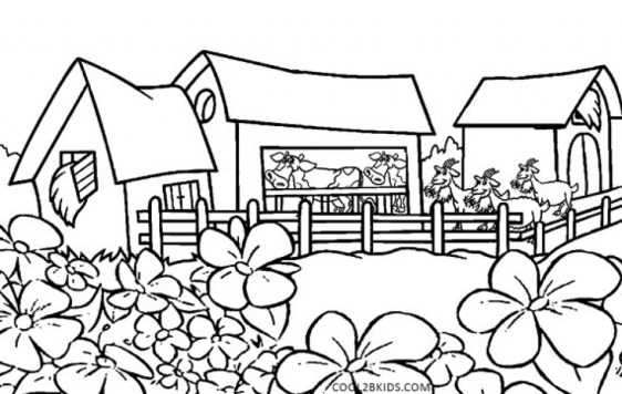 Nature Coloring Pages Free for Kids e9bnu