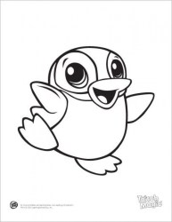 Online Baby Animal Coloring Pages 60096