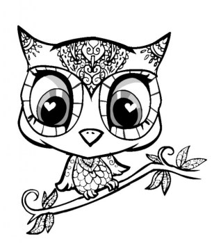 Online Baby Animal Coloring Pages 61800