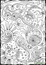 Online Mosaic Coloring Pages 37425