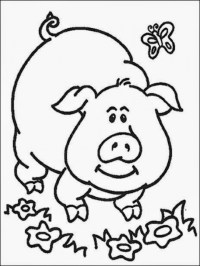 Get This Printable Coloring Pages For Toddlers Online 21065