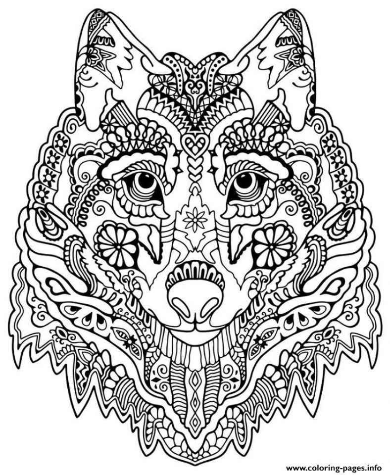 Printable Grown Up Coloring Pages Online   91296