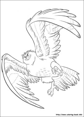 Free Moana Coloring Pages to Print - KKST7