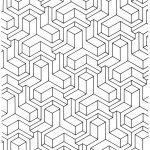 20+ Free Printable Tessellation Coloring Pages