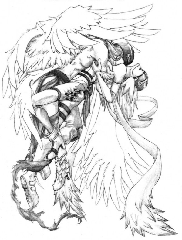 fantasy coloring pages for adults # 68
