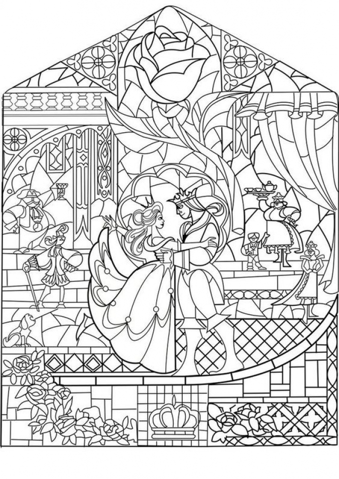 Art Deco Patterns Coloring Pages for Adults to Print   gj3235