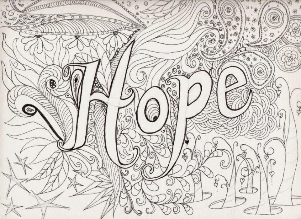 Complex Coloring Pages for Adults   XURN6