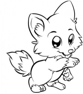 Cute Coloring Pages Free Printable 56449