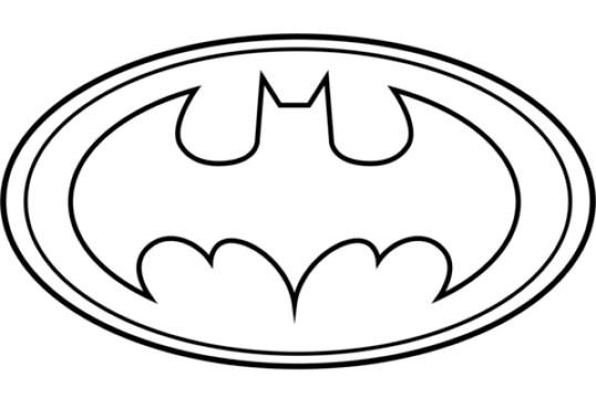 Free Batman Coloring Pages 787919