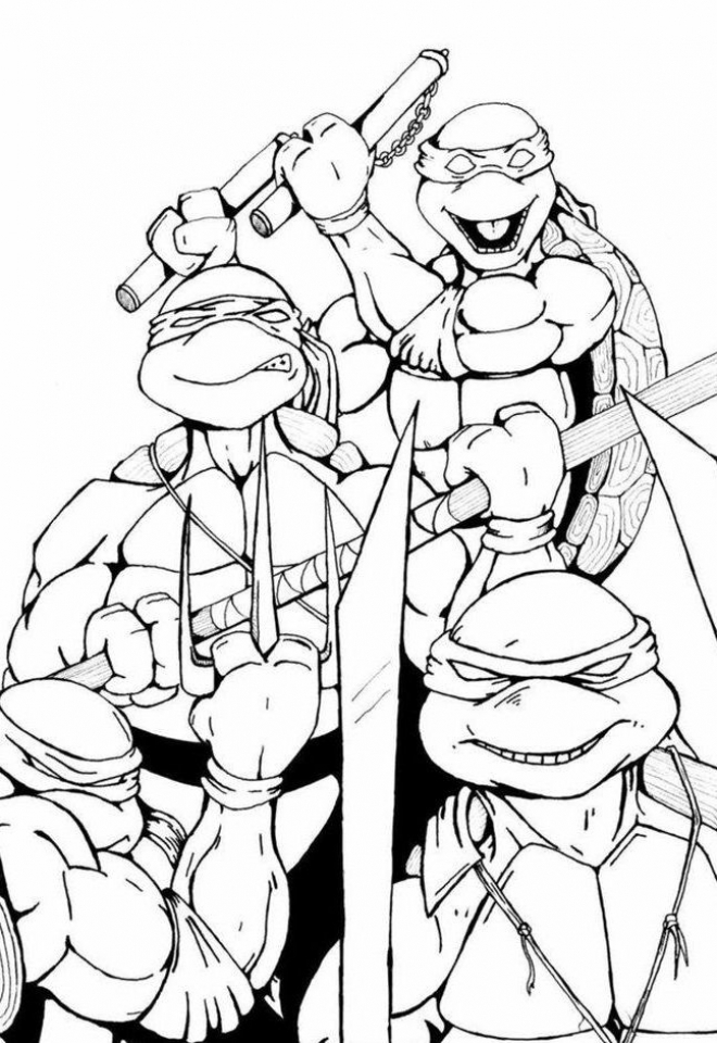 Get This Free Coloring Pages for Boys to Print TP675