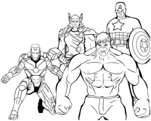 Free Coloring Pages for Boys to Print TY767