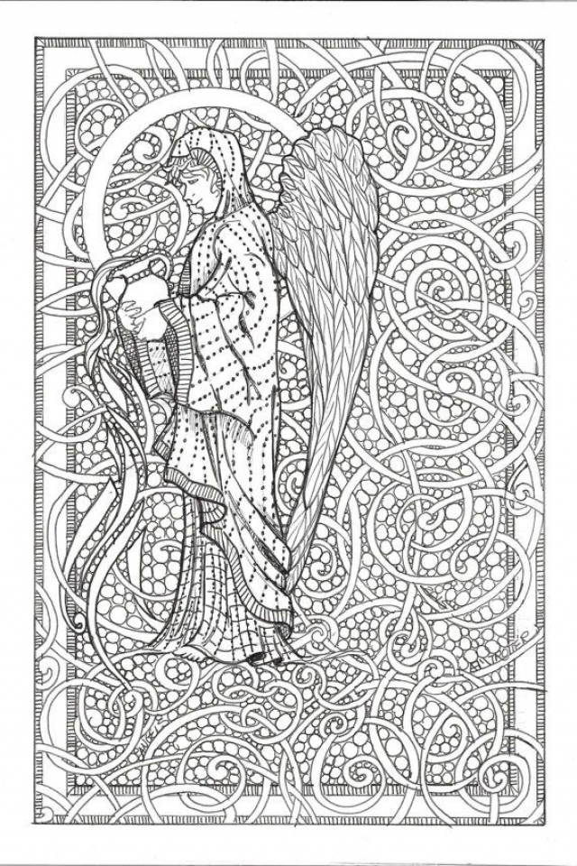 Get This Free Printable Unicorn Coloring Pages For Adults