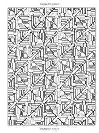 Free Tessellation Coloring Pages Adult Printable 21622